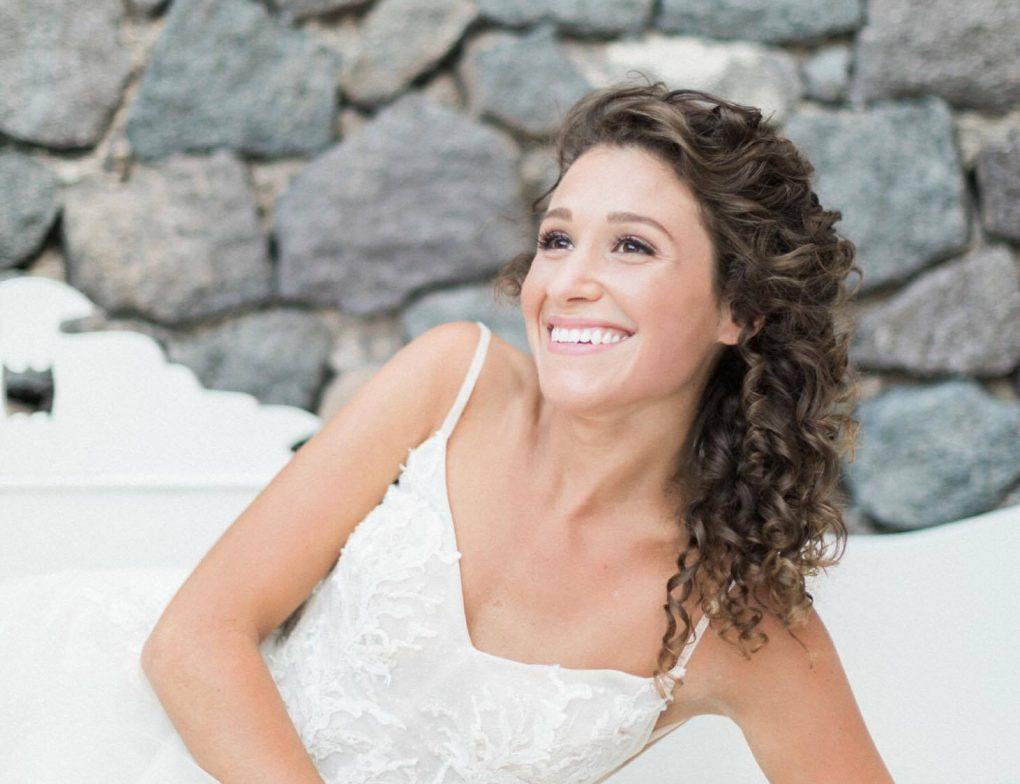 Hairstylist Santorini Fira