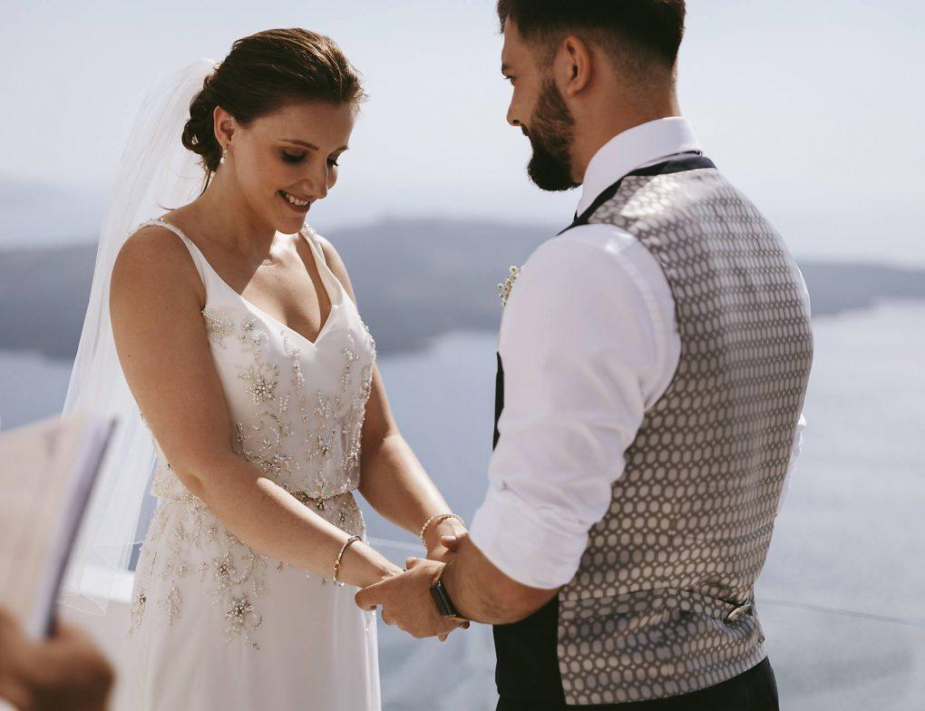 wedding hairstylist mykonos